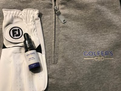 CBD for Training & Recovery